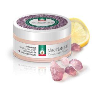 C vitaminos arckrém
